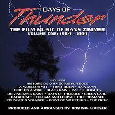 Hans Zimmer - Days of Thunder (Original Soundtrack) [New CD]