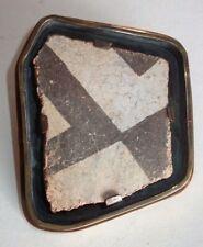 """Southwestern Bolo Tie Native Copper Brass 2 3/8""""x 3"""""""