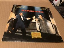 """Queen Freddie Mercury Barcelona 7""""ps 1987 France Limited"""