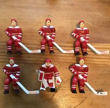 Wayne Gretzky's NHL All Star Hockey Players Table Top Red Team  Buddy L