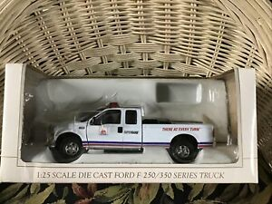 🔥RARE NIB CITGO Ford F-250/350 Service Pickup By SpecCast 1/25th Scale 🔥