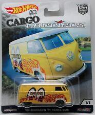 Hot Wheels  Cargo Carriers Volkswagen T1 Panel Bus  #1/5  Real Riders