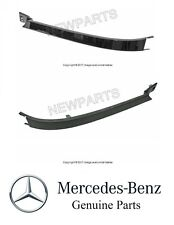 Mercedes W163 ML Headlight Filler Panel L+R (x2) Genuine HeadlampTtrim Strip