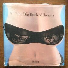 THE BIG BOOK OF BREASTS taschen 2206