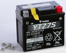 YUASA BATTERY YTZ7S SEALED YUAM727ZS MC BMW