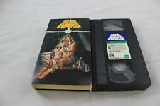 Star Wars 1992 Fox Video VHS