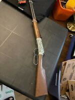 Vintage Daisy Heddon Buffalo Bill Carbine Lever Action BB Gun Air Rifle