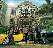 Hinder - Take It to the Limit [New CD]