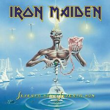 IRON MAIDEN SEVENTH SON OF A SEVENTH SON Enhanced REMASTERED CD NEW