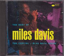 MILES DAVIS - the best of CD