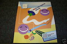 I Love My Teeth Children's Activity Book