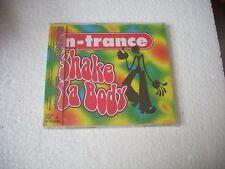 N-TRANCE - SHAKE YA BODY - JAPAN CD JEVEL CASE