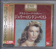 JULIE LONDON EMI Premium Twin Best  2cd set  JAPAN cd TOCP-0385-86 sealed NEW