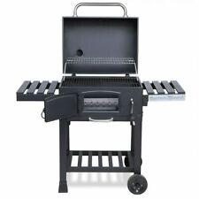 ORIGINALE cosmogrill barbecue all'aperto nero fumo fumatore GRILL PORTATILE 124x66x114