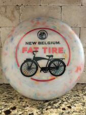 New Multi-Color Fat Tire Branded Wham-O Recycled Frisbee