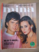 MINA Fotoromanzo n°278 1985  [D31]