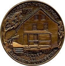 1966 Elizabethtown, Pennsylvania Pa Conewago Coin Club Bronze Token