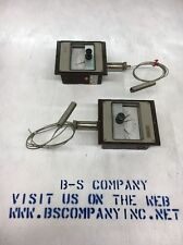 United Electric Controls Temperature Controller, Model: 802 6AS, 0-250F