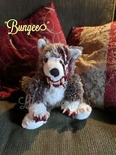 Lnm's Wolf Teddy Bear dead animal horror zombie prop doll haunted Valentine's