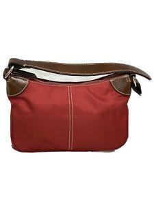 🔥VINTAGE🔥DOONEY & BOURKE RED BAG