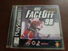 NHL FaceOff 98 Sony PlayStation 1 Complete