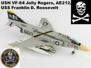 Hobby Master 1/72 HA19004 F-4J Phantom USN VF-84 Jolly Rogers USS F.D.Roosevelt