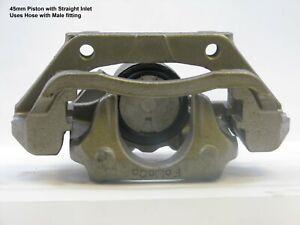 Rr Right Rebuilt Brake Caliper With Hardware  Undercar Express  10-3407S