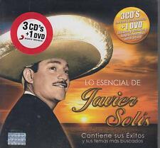 CD - Lo Esencial De Javier Solis NEW 3 CD's & 1 DVD FAST SHIPPING !