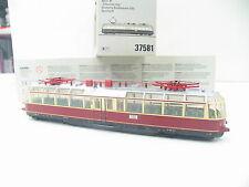 MÄRKLIN 37581 TRIEBWAGEN ET91 GLÄSERNER-ZUG ROT/BEIGE der DB MFX DIGITAL  SC1086
