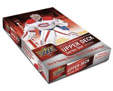 2015-16 Upper Deck Series 1 Hockey Hobby Box New/Sealed McDavid?