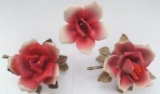 Pink Capodimonte Porcelain & China