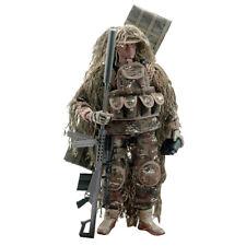 1:6 Mini Gelände Sniper Armee Action Figur Soldat Spielzeug Modell 12 Zoll