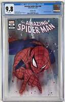 Amazing Spider-Man #46 Peach Momoko Trade Dress Variant CGC 9.8