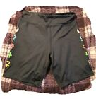 Pre-owned Box Lunch Sailor Moon Bike Shorts Black Large Free Shipping!
