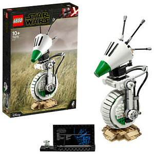 LEGO® Star Wars D-O Collectible Droid Building Set 75278