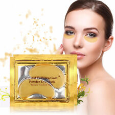 Under Eye Mask Collagen Gold Crystal Dark Circles Eyelid Pack