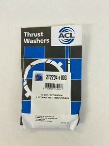 ACL LC Thrust Washers classic Mini 1275 / 1.3 A Series RARE .003