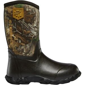 Lacrosse Youth 610245 Lil' Alpha Lite Realtree Xtra 5MM Shoes Kids Hunting Boots