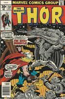 Marvel Comics Mighty Thor Vol 1 (1966 Series) # 258 VF 8.0