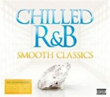 Various Chilled R&b Smooth Classics CD 3 Disc BOXSET Compilation Album 2012