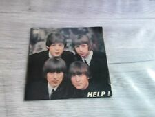 the beatles / help / 45 tours