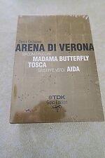 Opera Exclusive: ARENA DI VERONA - AIDA, TOSCA, MADAMA BUTTERFLY - SEALED