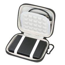 """Marktore Shock-proof Hard Carrying Case Bag for 2.5"""" Samsung M3 Slimline / / /"""