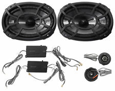 "KICKER 43CSS694 6""x9"" 6x9 900 Watt 4-Ohm Car Audio Component Speakers CSS69"