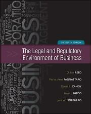 The Legal and Regulatory Environment of Business 16th [PDF][Ebook]