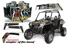 AMR Racing Polaris RZR 900XP Sticker Graphic Kit Decal UTV Parts 11-14 IM NOTB