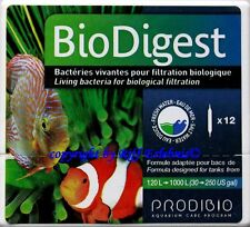 Bio Digest 12 amp. biodigest PRODIBIO bactéries bakterienstämme 1,66 €/pièces