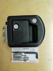 RV Motorhome Stainless Steel Door Handle  Repair Kit Trimark 060-1650 T507 T505