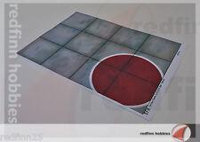4FX Dioramics  JASDF Tarmac Model Base