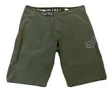 New listing Fox Attack TruMotion Downhill Mountain Bike Cycling Shorts No Liner Mens Size 38